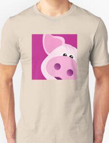 Happy Piggy - Graphic Tee Unisex T-Shirt