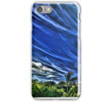 Cloudy Maui Day iPhone Case/Skin