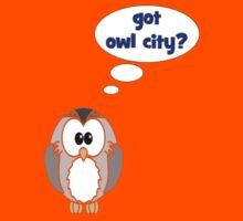 Got Owl City? Kids Clothes