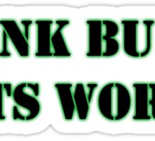 Frank Burns Sticker