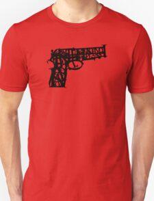 gun Unisex T-Shirt