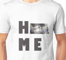 "North Dakota ""Home"" Unisex T-Shirt"