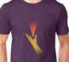 Devil Daggers - Rough Ink - Flame Pixels Unisex T-Shirt