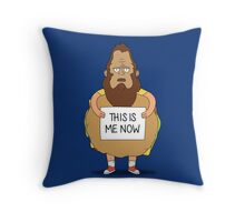 This Is Me Now - Bobs Burgers Throw Pillow