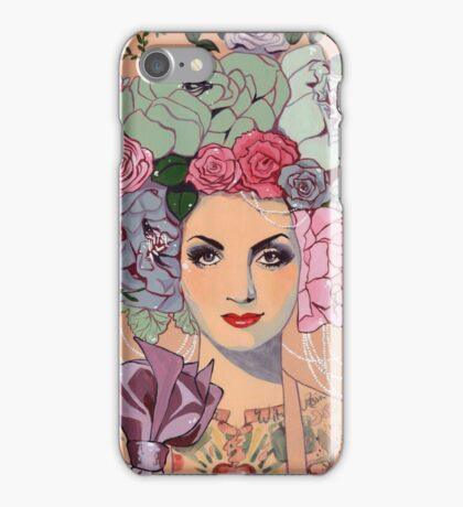 A cherry Doll iPhone Case/Skin
