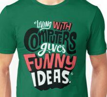 computer fun Unisex T-Shirt