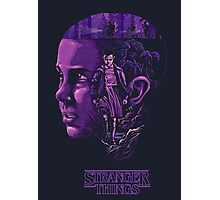 stranger things eleven Photographic Print