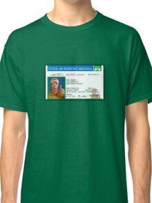 Ricky Bobby Classic T-Shirt