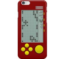 Brick Game Phone case iPhone Case/Skin