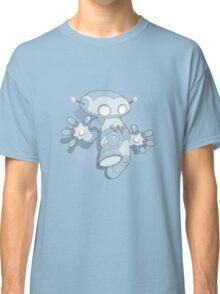 Happy Little Robot Classic T-Shirt