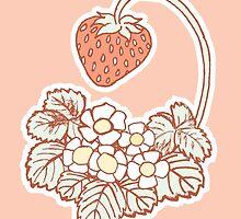 Strawberry Dreams by rebecca-miller