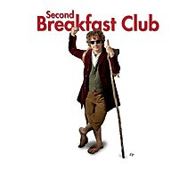 Second Breakfast Club Photographic Print