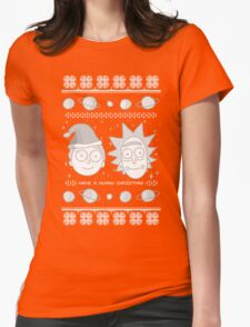 Human Christmas (white print) T-Shirt