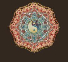 Eastern Batik Yin Yang by webgrrl
