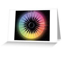 Big Bang Nucleosynthesis Greeting Card