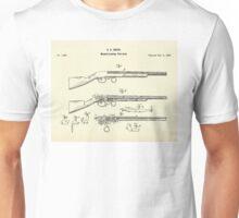 Muzzle-Loading Fire-Arm-1839 Unisex T-Shirt