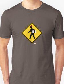 Shortbox Crossing Unisex T-Shirt