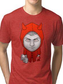 A Little Devilish Tri-blend T-Shirt