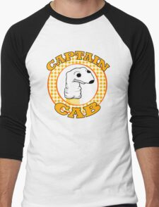Captain Cab. Men's Baseball ¾ T-Shirt