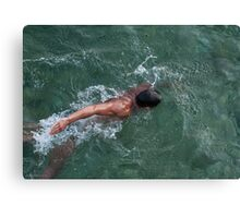 Burning In Water, Drowning In Flame Canvas Print