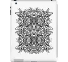 SYMMETRY - Design 001 (B/W) iPad Case/Skin