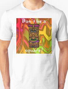 Tiki Squares T-Shirt