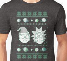 Human Christmas Unisex T-Shirt