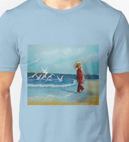 Joys of Freedom  pastel painting T-Shirt