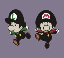 Super Mario Bros - Mario & Luigi Kids Clothes