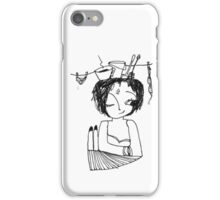 happy housewife iPhone Case/Skin