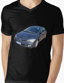 The Meme Mobile (Plain) Mens V-Neck T-Shirt