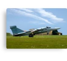 General Dynamics EF-111A Raven 66-0041/UH Canvas Print