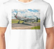 "CAC Mustang 23 A68-192 G-HAEC ""Big Beautiful Doll"" Unisex T-Shirt"