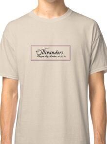 Ollivanders Wand Shop Classic T-Shirt