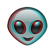 Alien (3D) Photographic Print
