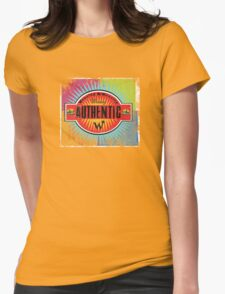 weasley & weasley authentic clothing Womens Fitted T-Shirt