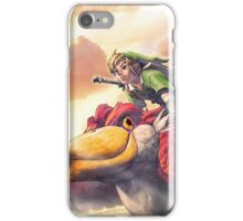 Fly Link iPhone Case/Skin