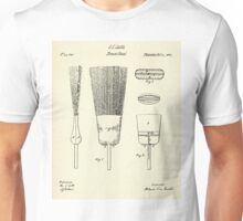 Broom Head-1864 Unisex T-Shirt