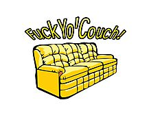 Dave Chapelle F*ck Yo Couch! Photographic Print