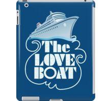 Love Boat TV SERIES iPad Case/Skin