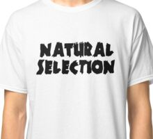 Natural Selection Zero Hour Style  Classic T-Shirt