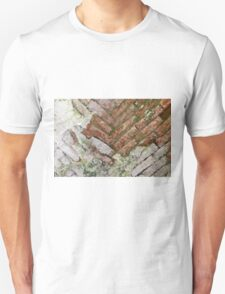 antique ancient walls of castle Unisex T-Shirt