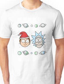 Human Christmas (color) Unisex T-Shirt