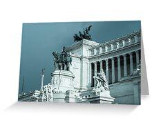Rome - Altare della Patria  Greeting Card