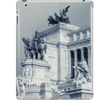 Rome - Altare della Patria  iPad Case/Skin
