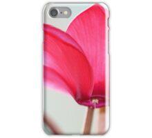 Cyclamen Crown iPhone Case/Skin