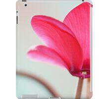 Cyclamen Crown iPad Case/Skin