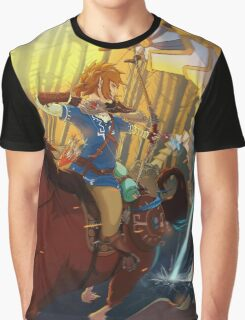 Run Link Run Graphic T-Shirt