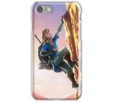 Up Link iPhone Case/Skin