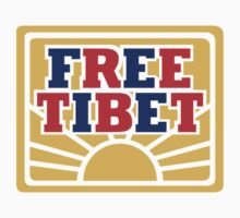 Free Tibet Kids Clothes